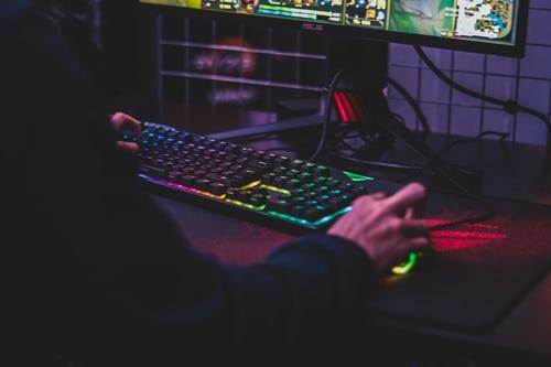 teclado gamimg