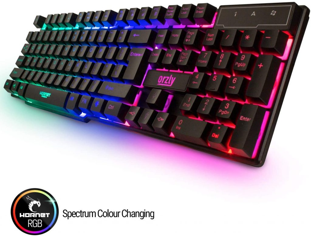 Teclado Gamer Orzly Gaming