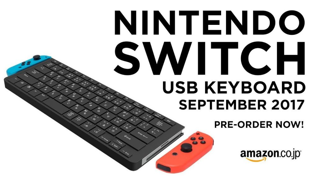teclado para nintendo switch 2020